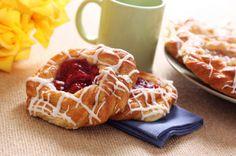 Easter Cherry Danish #easter #recipe