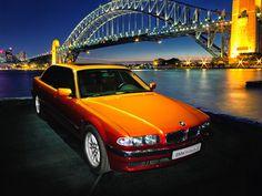 BMW L7 by Karl Lagerfeld (E38) '1997