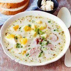 Zupa chrzanowa   Kwestia Smaku