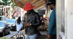 New York City Street Style: October 5, 2015 - Four Pins