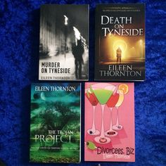 Novels by local Kelso author