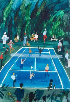 'Spectator Sport' Kirsten Sims 2016