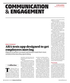 Media Love: Employee Benefit News - September 15, 2013 - Page 32