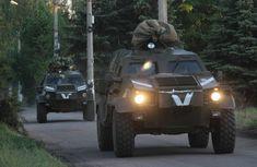 95-а бригада ДШВ ЗСУ повертається з району виконання бойового завдання у складі ООС, травень 2018р.