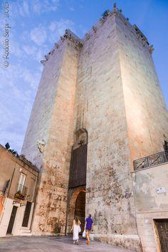 Torre dell'Elefante - quartiere Castello, Cagliari