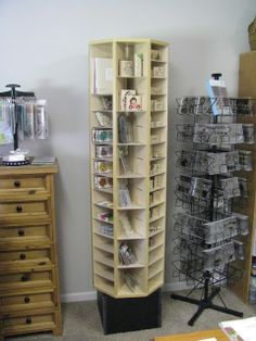 This would be great storage for my stamps.