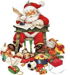 Santa - Ruth Morehead