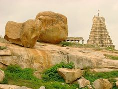 Virupaksha Temple (Hampi - India)