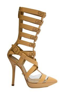 Versace RTW Spring 2013