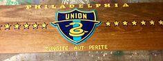 Union sports plaque
