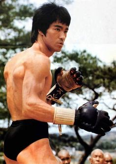 Tribute to Bruce Lee
