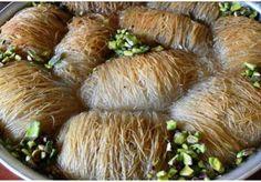Καταΐφι (3 μονάδες ανά 3 κομμάτια) – Η δίαιτα των μονάδων Japchae, Beef, Baking, Ethnic Recipes, Desserts, Food, Drinking, Drinks, Bakken