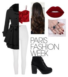 """""""Untitled #4"""" by rvianney ❤ liked on Polyvore featuring parisfashionweek and Packandgo"""