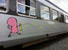 Dran - Street Piece In Toulouse