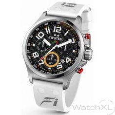 TW Steel TW429 Sahara Force India F1 watch 48 mm
