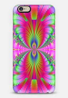 $10 off your first order @casetify using code: ZN4AQG #casetify #case #iphonecase #summer #sixties #groovy #pink #green #pattern #fractal #60s #phonecover #discount #offer #discountcode