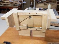 Building A Router Lift