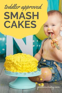 Get inspired to make a healthy smash cake your baby will love with one of these healthy smash cake recipes. Everything from Healthy smash cake DIY tips, to Healthy smash cake boy or Healthy smash cake girl ideas and even Healthy smash cake banana recipes. If you are looking for easy healthy smash cake recipes for your baby's 1st birthday you will find everything you need on my blog. Any of these cakes will be perfect for your babys first birthday party celebration! #smashcake… Baby Led Weaning First Foods, Baby First Foods, 1st Birthday Party For Girls, First Birthday Cakes, Feeding Baby Solids, Smash Cake Recipes, Baby Cake Smash, Traditional Cakes, Healthy Cake