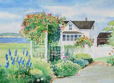 Garden Design Cottage Style heart's ease landscape & garden design: listed in landscape