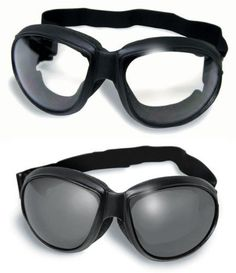 545af6fc706 Black Friday Red Baron Motorcycle aviator Goggles Day Night from Global  Vision Eyewear