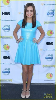 Bailee Madison: LA Loves Alex's Event!