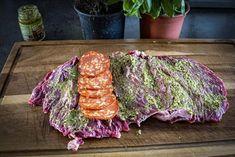 Bavette Rollade Recept van de Kamado BBQ Bbq, Blanket, Barbecue, Blankets, Barrel Smoker, Shag Rug, Comforters, Quilt