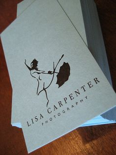 Post image for Lisa Carpenter's Photography Business Card