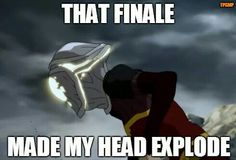 Okay I love Avatar:The Last Airbender, but Legend of Korra had the most BA deaths ever!