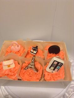 cupcakes di compleanno fashion style by smoothly