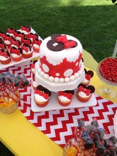 2nd Birthday Party - Minnie Mouse