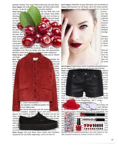 """""""Untitled #26"""" by fayzanadindra ❤ liked on Polyvore featuring True Religion, Zara, rag & bone, Vans, MINKPINK, Casetify, Giorgio Armani, OPI, StreetStyle and redberry"""