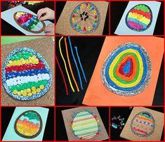 Abecadło | Kreatywnie w domu Malaga, Hats, Easter Activities, Hat, Hipster Hat