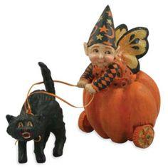 Mary Engelbreit Pumpkin Chariot