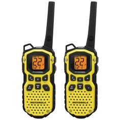 Motorola 35-mile Talkabout Waterproof 2-way Radios