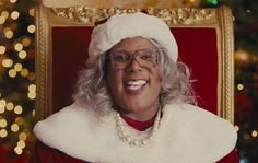 A Madea Christmas Trailer: Tyler Perry Holiday Hilarity