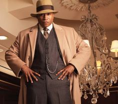 NCIS: LA's LL Cool J photographed by Cliff Lipson for Watch! Magazine