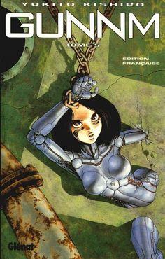 Gunnm, tome 5 - Yukito Kishiro - 1990-1995
