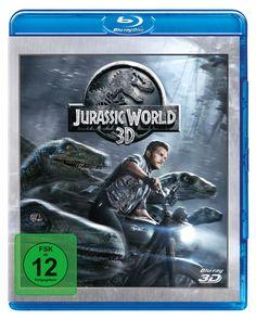 Jurassic World 3D (+ Blu-ray) [Blu-ray 3D]: Amazon.de: Chris Pratt: DVD & Blu-ray
