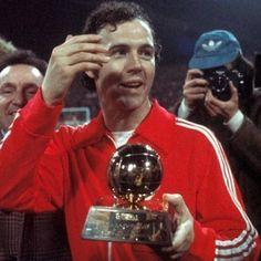 Franz #Beckenbauer #BayernMonaco