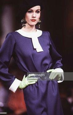 Haute couture été 1993. Getty Images