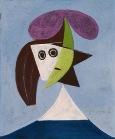 """""""Picasso's Portraits,"""" at London's National Portrait Gallery - WSJ - includes about 80 depictions of friends, lovers, patrons and others in his circle. Barcelona's Picasso. Museum gets the show in the spring. Kunst Picasso, Art Picasso, Picasso Paintings, Picasso Drawing, Portrait Paintings, National Gallery, National Portrait Gallery, Musée National D'art Moderne, Philippe Parreno"""