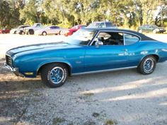 There's no feeling to compare when owning a classic mobile like this 1971 old cutlass muscle car. Click pic for more info.