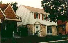 """yoursonsandyourhusbands: """"The home of serial killer Jeffrey Dahmer's grandmother at 2357 South Street in West Allis, Wisconsin. Jeffrey Lionel Dahmer lived six years in this house and murdered. Assassin, Prison, Famous Murders, Jeffrey Dahmer, Scene Photo, Thought Catalog, Serial Killers, True Crime, Milwaukee"""
