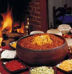 Tidewater Chili : The Colonial Williamsburg Official History & Citizenship Site