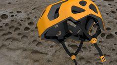 ASPEROUS - Rock Climbing Helmet on Behance