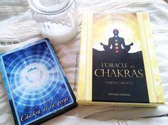 Graine d'Eden - L'Oracle des Chakras Développement personnel, méthodes, livres et jeux. Oracles, Tarot. #review #oracleCartes #TarotCartes #developpementPersonnel #therapie #chakra