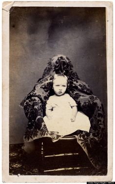 Vintage photography and the hidden mother