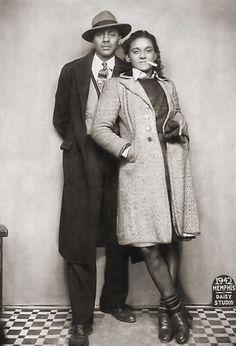 Imran Hussaini: 1940s african american swag