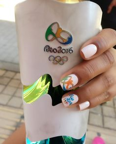 #olympicnails • Instagram photos and videos