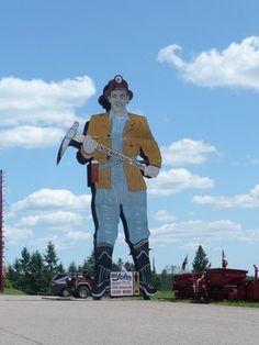 Iron Mountain Iron Mine, Vulcan Picture: Big John - Check out TripAdvisor members' 61 candid photos and videos of Iron Mountain Iron Mine